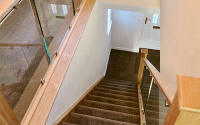 Rochdale Staircase Refurbishment