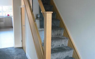 A stunning staircase refurbishment in Swinton, Manchester