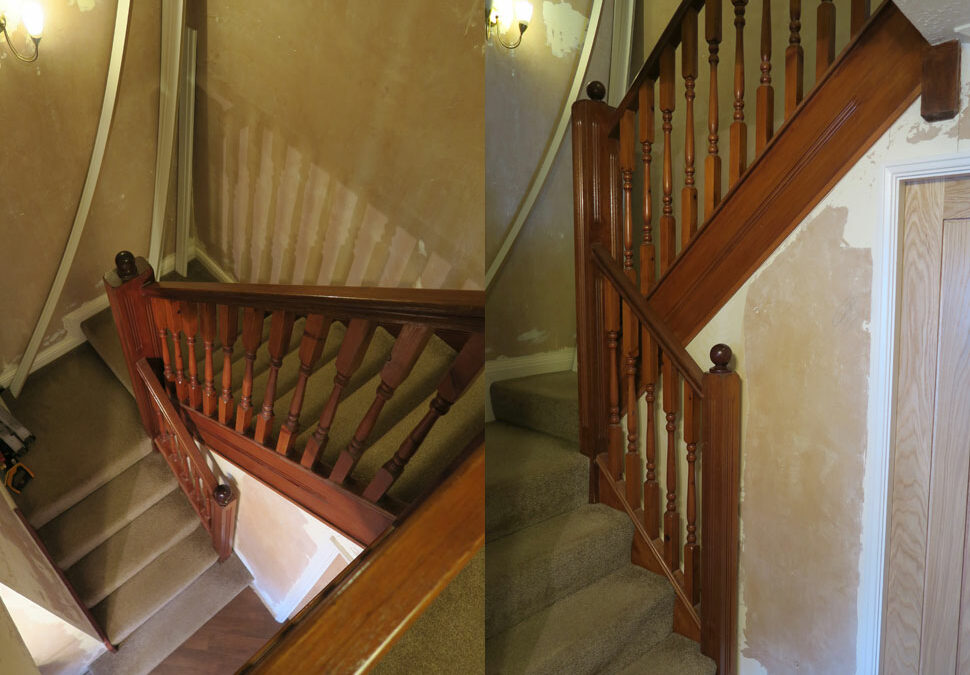 Is your staircase tired from years of wear and tear?