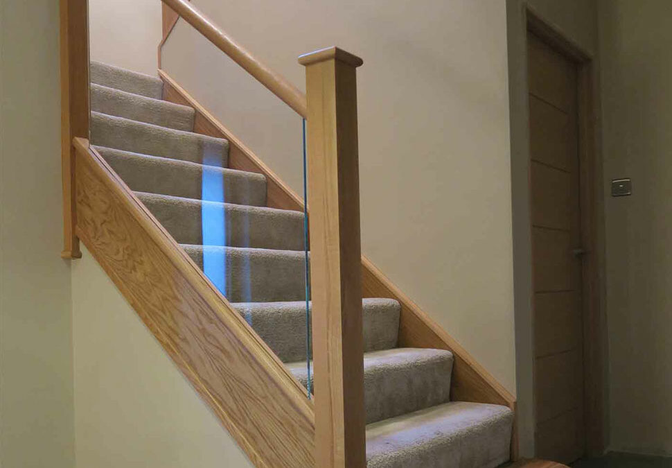 Staircase renovation in Wilmslow, Cheshire