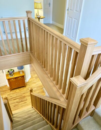 Stunning Staircase Transformation